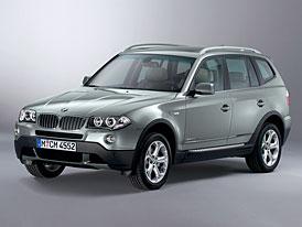 BMW X3 2009: Příprava na GLK, Q5 a XC60