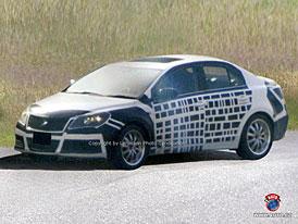 Spy Photos: Suzuki Kizashi - nový sedan je na cestě (první foto)