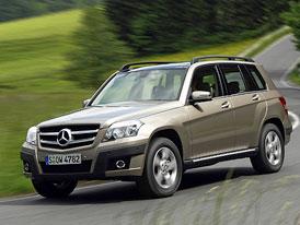 Mercedes-Benz GLK: Prov��eno v Namibii (velk� fotogalerie a nov� informace)
