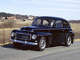 Volvo PV544: Baculka slaví půlstoletí