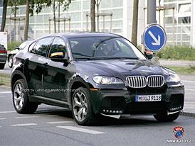 Spy Photos: BMW X6M bude nejsilnější sériové BMW všech dob