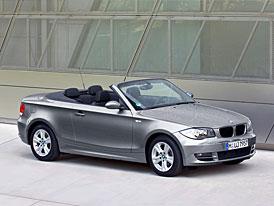 BMW 1 Cabrio: Nové motorizace (118d, 123d) a hromada palubní elektroniky pro všechny jedničky