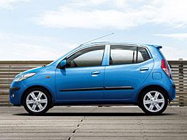 Český trh v červnu 2008: Skokanem měsíce je ve třídě minivozů Hyundai i10
