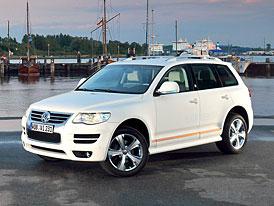 """Volkswagen Touareg """"North Sails"""": studie pro námořníky"""