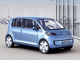 Volkswagen: změna plánu - Up! předokolkou, uvedení se pozdrží
