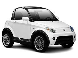 NICE MyCar: elektromobil v kabátu od Giugiara