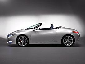 Honda OSM: Dvě místa, vítr ve vlasech a nízká spotřeba.