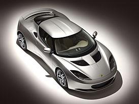 Lotus Evora: nový model se nejmenuje Eagle