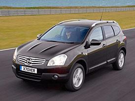 Nissan Qashqai+2: městské SUV pro sedm