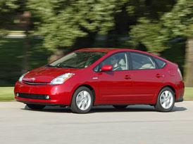 Toyota Prius: baterie vydrží přes půl milionu kilometrů