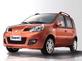 Čína uvalí od 2011 prodejní daň 10 % na nákup malých vozů