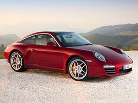 Porsche 911 Targa: Rozsáhlá modernizace, pohon všech kol jako standard