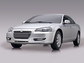 Volha Siber - výroba zahájena. Vzorem byl Chrysler Sebring