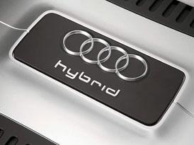 Audi: Hybrid ano, ale ne pro Q7. Hybridní Q5 do dvou let