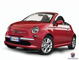 Kontrakt na l�tkovou st�echu Fiatu 500 Cabrio z�skala Magna