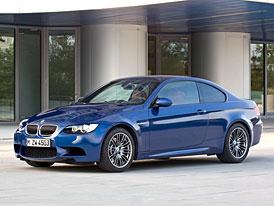 BMW M3 model 2009: Vylepšení interiéru a nová záď