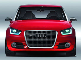 Audi RS1 quattro: Pohon všech kol pro A1 v roce 2012