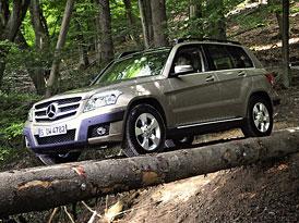 Mercedes-Benz GLK: v Západní Evropě již 10.000 objednávek