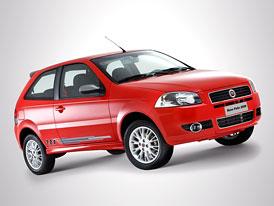 Fiat Palio (model 2009) pro Brazílii