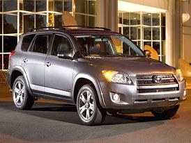 Toyota RAV4: Nový motor 2,5 l (132 kW) jen pro USA