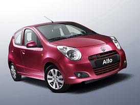Suzuki Alto: Nová generace se představí na pařížském autosalonu