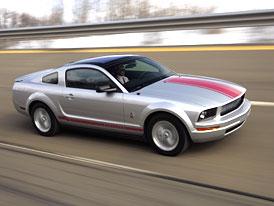 Ford Mustang: Novinky pro rok 2009