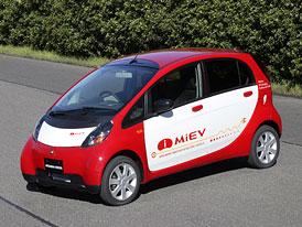 Mitsubishi chystá výrobu 10.000 elektromobilů i MiEV ročně, start v dubnu 2009