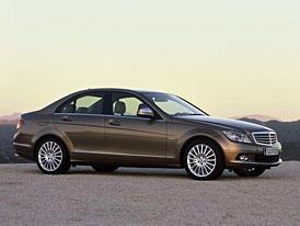 Mercedes-Benz C na českém trhu: Ceny letos v létě klesly na úroveň neprémiové střední třídy