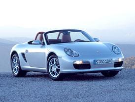 Porsche je od srpna levnější až o 15 %, nejlevnější Boxster stojí 1,152 milionu Kč