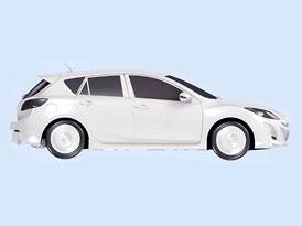 Mazda 3: Nečekaná premiéra na stránkách evropského úřadu