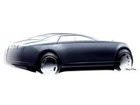 Rolls-Royce RR4: možná již na autosalonu v Ženevě v roce 2009