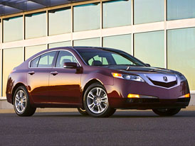 Acura TL: Nová generace oficiálně