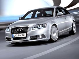 Český trh v listopadu 2010: Audi v čele vyšší střední