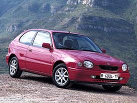 Toyota Corolla zůstává i nadále nejprodávanějším modelem
