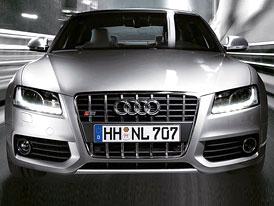 Audi S4: Nov� generace se p�edstav� na podzim v Pa��i