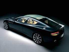 Marko: Budúcnosť značky Aston Martin – Project Alligator