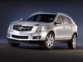 Cadillac SRX: nová generace na autosalonech ještě letos
