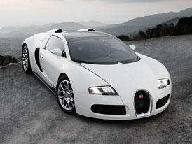 Bugatti Veyron 16.4 Grand Sport: 360 km/h v otevřeném autě