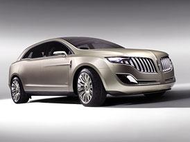 Lincoln MKT: luxusní crossover dostal zelenou