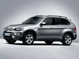 BMW X5 Security: bezpe�nost trochu jinak