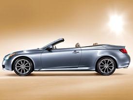 Infiniti G37 Coupe-Convertible: roz�i�ov�n� nab�dky model�