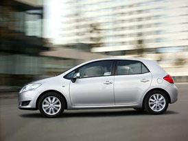 Toyota snížila ceny: Auris 08 Edition s klimatizací nyní stojí 359.900,- Kč