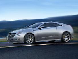 Cadillac CTS Coupe: s�riov� verze se p�edstav� je�t� letos