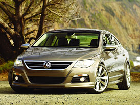Volkswagen Passat CC Gold Coast: specialita pro Concours d´Elegance