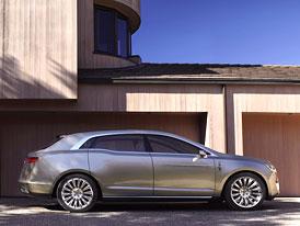 Lincoln MKT: Výroba luxusního crossoveru potvrzena
