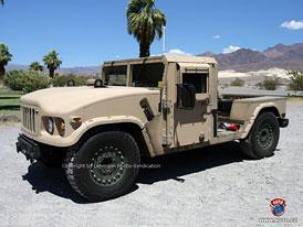 Spy Photos: AM GENERAL chyst� nov� vozidlo - Humvee �ije