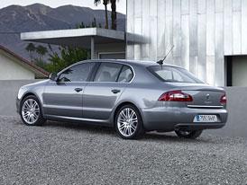 Škoda Superb 3,6 FSI 4x4 na českém trhu: Nejrychlejší Škoda pod 900 tisíc