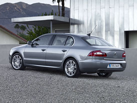 Slovensk� Auto roka 2009: �koda Superb