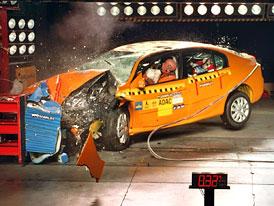 Crashtest ADAC: Jak dopadne pětihvězdičkové auto při 80 km/h (VIDEO)?
