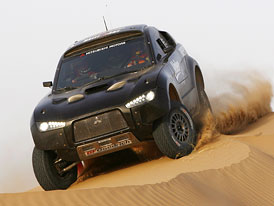 Mitsubishi Racing Lancer: Závodní premiéra s turbodieselem na Baja Portugal